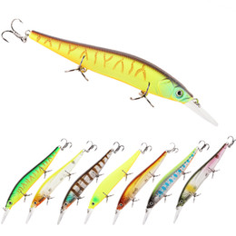 China lure wobbler 1PCS 2018 11cm 15g Buzzing Minnow Hard Bait Fishing Lure Wobbler Crank Baits Japan Bass 3D Eyes Fishing Tackle supplier 15g minnow lures suppliers