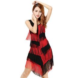 $enCountryForm.capitalKeyWord UK - JAYCOSIN New 2019 Latin Dance Dress Women Girls Lady New Sexy Fringe Salsa Ballroom Tango Rumba Samba Latin Dresses For Dancing
