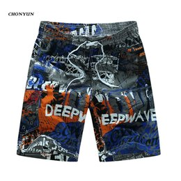 board beach shorts Canada - Swimwear Mens Swim Shorts Surf Wear Board Shorts 2020 Summer Swimsuit Bermuda Beach Boardshorts Trunks Short Plus Size M-6XL T200612
