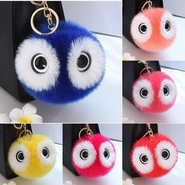 Wholesale New New Fashion Women Girls Sweetheart Big Eyes Cute Key Ring Fashion Jewelry Watch