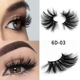 416a4df2517 Dramatic lashes online shopping - NEW mm D Mink Eyelash D Mink Eyelashes  Natural False Eyelashes