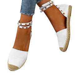 Rivets spots online shopping - Explosion Models Thick Soles Side Rivets Large Size Sandals Foreign Trade Europe and America Ladies Spot Sandals