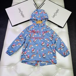 $enCountryForm.capitalKeyWord Australia - Children coat Boys High Grade Cosy Fashion Sun Protection Soft comfortable Full printby Letters Cotton Outdoor 2019 New Summer Jackets