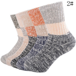 41b501d270c81 wholesale Woman's Pile Of Stock Vintage Cotton Long Tube Fashion Cute Socks  - 5 Pairs Very Suitable For Winter Wear