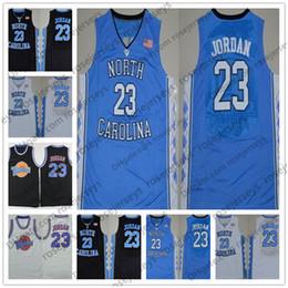 510d8a2699a9 Vintage Michael Swingman Jerseys North Carolina Tar Heels Basketball 23  College Basketball Black Pinstripe Red White Space Jam film all star