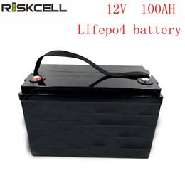 $enCountryForm.capitalKeyWord Australia - No taxes lifepo4 12V 100ah deep cycle power lithium ion battery for RV solar system yacht golf carts storage and car