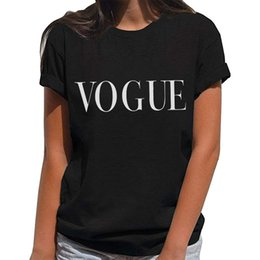 $enCountryForm.capitalKeyWord Australia - 90s aesthetic vogue t shirt women black cotton short sleeve letter print best friends tshirt femme korean style tumblr t-shirt