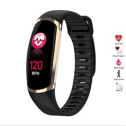 Discount new bluetooth wrist smart bracelet watch - Luxury Brand Women Men Bracelet Bluetooth Smart Watch Calorie Sport Wrist Weather Forecast Music Control Smartwatch New