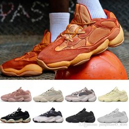 black moon shoes NZ - Dad Trainers Mens Tennis 500 Shoes Fashion Brand Classic Utility Black Super Moon Yellow Blush Salt Woemens Men PINK Sport Sneakers