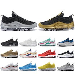 Discount box tab - SH Kaleidoscope SEOUL London Summer of love Running Shoes For Men Women Blue Hero Pull Tab Mustard SE Mens Trainers Desi
