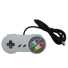 $enCountryForm.capitalKeyWord UK - 1pc USB Controller Gaming Joystick Gamepad Controller for Nintendo SNES Game pad for Windows PC MAC Computer Control Joystick