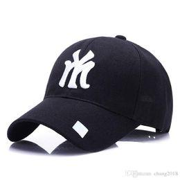 ff127572448 designer hats caps fashion baseball cap snapback hats caps for men women  brand sports hip hop flat sun hat bone gorras cheap mens Casquette