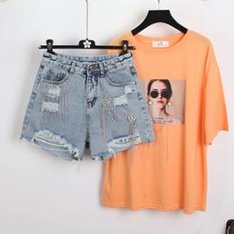 e9743d6b36d00 Hohe Taillen-jeans-shorts Online Großhandel Vertriebspartner, Hohe ...