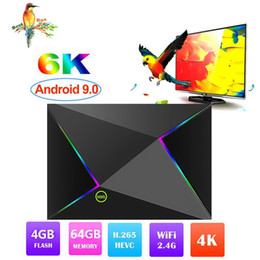 Best Android Media Box Australia - Best sellers M9S Z8 Android 9.0 TV Box With H6 Quad Core CPU 4GB 32GB 64GB Streaming Media Player Support 2.4G Wifi IPTV wifi TV BOX