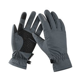 Discount army gloves - Ski gloves winter men and women outdoor hiking windproof cold waterproof warm riding gloves factory wholesale