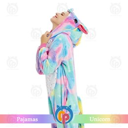 $enCountryForm.capitalKeyWord Australia - 2019 New Unicorn Factory Cheap Price matching family Warm flannel Pajamas for Women