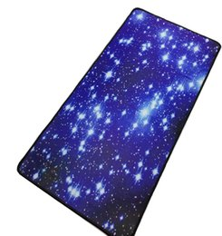laptop rubbers UK - Star version game mouse pad locking edge large mouse Mat for PC Computer laptop keyboard pad desk mat for Apple MackBook CS GO dota 2 lol