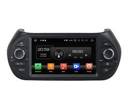 "Usb Fiat Australia - Android 8.0 Octa Core 7"" Car DVD Radio GPS for Fiat Fiorino  Citroen Nemo  Peugeot Bipper 2008-2015 4GB RAM Bluetooth WIFI USB 64GB ROM"