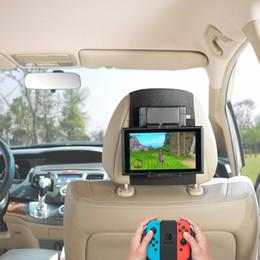 $enCountryForm.capitalKeyWord Australia - WANPOOL Universal Car Back Seat Headrest Mount Holder for Game Machine Nintendo Switch