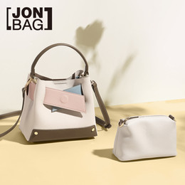 Discount celebrity style bag - Jane baige web celebrity foreign style small bag 2018 new fashion 100 bag hand bill of lading shoulder crossbody female