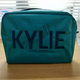 kylie cosmetics makeup bag Australia - Famous Kylie Cosmetics Bags by Kylie Jenner Holiday Collection Make-Up Bag Limited Edition Kylie Makeup Collection Bags Free