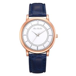 watches precision NZ - Classic High Precision Women Strap Casual Quartz Analog Wrist Watch Gift Round Dial Leather Belt Strap for Dropshipping