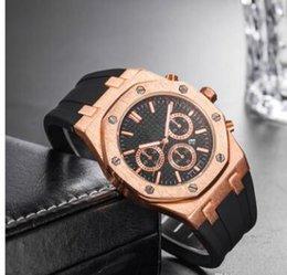 $enCountryForm.capitalKeyWord Australia - 2020 New Hot Cheap Price Mens Sport Wrist Watch 45mm Quartz Movement Male Time Clock Watch with Rubber Men's Wristwatches Free shipping