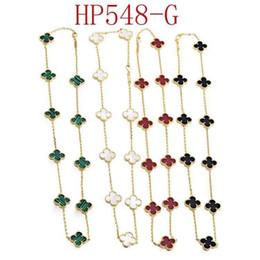 diseño de lujo collar de las mujeres del diseñador de joyería de moda collar negro rojo gris 10 de la flor hacia fuera helado cadenas en venta
