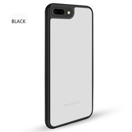 $enCountryForm.capitalKeyWord Australia - 2019 New Rainbow Transparent Acrylic Hard Back Case for iPhone X XR Xs Max 6S 7 8 Plus Case Cover Phone Back Casing
