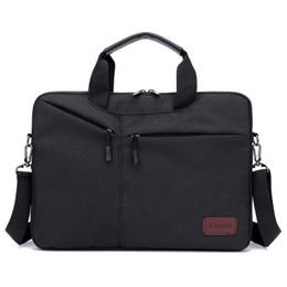 China Men's Cross-size Large Capacity Handbag Business Shoulder Messenger Bag Korean Wave Leisure Briefcase Travel Computer Bag suppliers