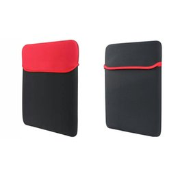14 Inch Tablets UK - Tablet Sleeve 6  7   8   9   9.7  10  12  13  14  15.6 inch Neoprene Pouch Bag Protective Case for Tablets Notebook Computer Coque