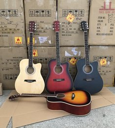$enCountryForm.capitalKeyWord Australia - 41 inch full beech beginner introduction guitar student folk acoustic guitar male and female musical instruments free shipping