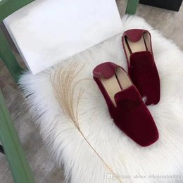 $enCountryForm.capitalKeyWord NZ - Women casual shoes with delicate velvet and sheepskin fabric, Can recreational or slipper all appropriate, Women temperament loafers