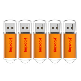 $enCountryForm.capitalKeyWord Canada - Orange 5PCS LOT Rectangle USB Flash Drives Flash Pen Drive High Speed Memory Stick Storage 1G 2G 4G 8G 16G 32G 64G for PC Laptop Thumb Pen