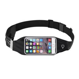 $enCountryForm.capitalKeyWord UK - Outdoor Sport Running Waist Belt Phone Case Bags For Iphone   Sony   Huawei Waterproof Wallet Handbag Purse #868194
