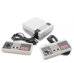 Free dhl video game online shopping - Mini TV can store Game Console Video Handheld for NES games consoles with retail boxs DHL Free