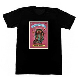 $enCountryForm.capitalKeyWord Australia - Garbage Pail Kids Hippy Skippy - Shirt 11 Tshirt Widespread Panic Phish Dead Mens 2018 fashion Brand T Shirt O-Neck 100%cotton
