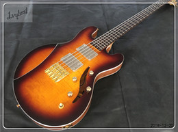 $enCountryForm.capitalKeyWord Australia - electric guitar,hollow body bass guitar,see thru brown tobacco burst,maple neck ,rosewood fingerboard,gold parts,high grade level,free ship!