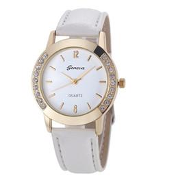 $enCountryForm.capitalKeyWord UK - Women watches bracelet watch ladies Luxury Watch Geneva brand leather bracelet lady girl Femme Relojes Mujer Gift