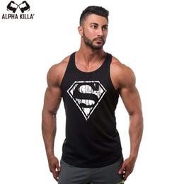 $enCountryForm.capitalKeyWord Australia - Fashion Bodybuilding Vest Tanks Tops Cotton Sleeveless Mens Y Back Stringer Tank Top Undershirt Gyms Clothing M-xxl 2018 C19040301