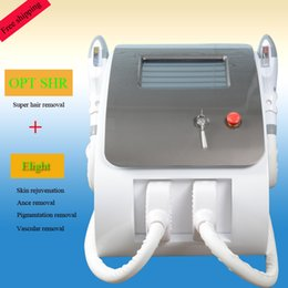 Beauty salon machine price online shopping - Best price ipl laser hair removal machine Acne Therapy Elight Pigmentation Vascular Freckle Remover Beauty Salon Equipment