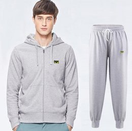 Purple Polo Hoodie Australia - I ggh Men's and women's polo suits fall 2018 lovers' suits FF++415 cheap men's sweatshirts and pantsuits hoodies and pantsuits xs-3xl
