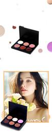 Black Blocks Australia - OEM small six color concealer black rim of the eye blain to imprint the lips render block defect cream concealer for makeup