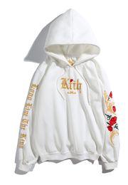 $enCountryForm.capitalKeyWord Australia - 0771 men Sweatshirts streets hip hop men and women embroidered black gold white gold rose hoodie jacket