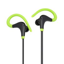 Mp3 Player Green Bluetooth NZ - Bt-1 wireless bluetooth headset portable microphone headset MP3 player