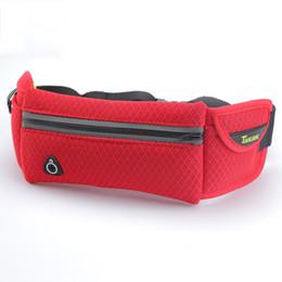 Green Money Box UK - Riding Travel Daily Waist Bag Waterproof Pack Money Belt Sports Jogging Bag