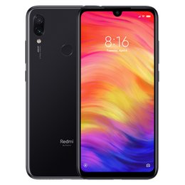 "usb 64 2019 - 4GB 64GB Xiaomi Redmi Note 7 4G LTE Octa Core Snapdragon 660 6.3"" Full Screen 2340*1080 Android 9.0 GPS Fingerprint"
