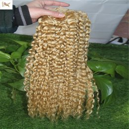 $enCountryForm.capitalKeyWord Australia - Pure Color Indian Curly Hair Extensions 100% Human Hair Weave Bundles 10-28 Inchs Double Weft Hair Weaving 6a Unprocessed