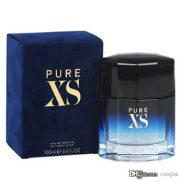 Wholesale pure male for sale – oversize Perfume For Man Pure XS man perfume EDT ml the same French brand floral notes good quality and fast free delivery