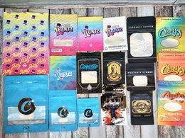 Опт Chuckles Connected Джунгли Мальчики Гарнизон Лейн Рунц Пакет Ziplock Proof Молния Мешок Vape Картридж Пакет для Сухой Травы Цветок
